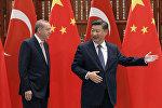 Кытайдын лидери Си Цзиньпин ишемби күнү Түркиянын президенти Тайип Эрдоган
