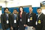 Команда из Бангладеш на вторых всемирных играх кочевников