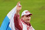 Российский легкоатлет Алексей Ашапатов. Архивное фото