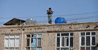 Афган полиция кызматкерлери. Архив