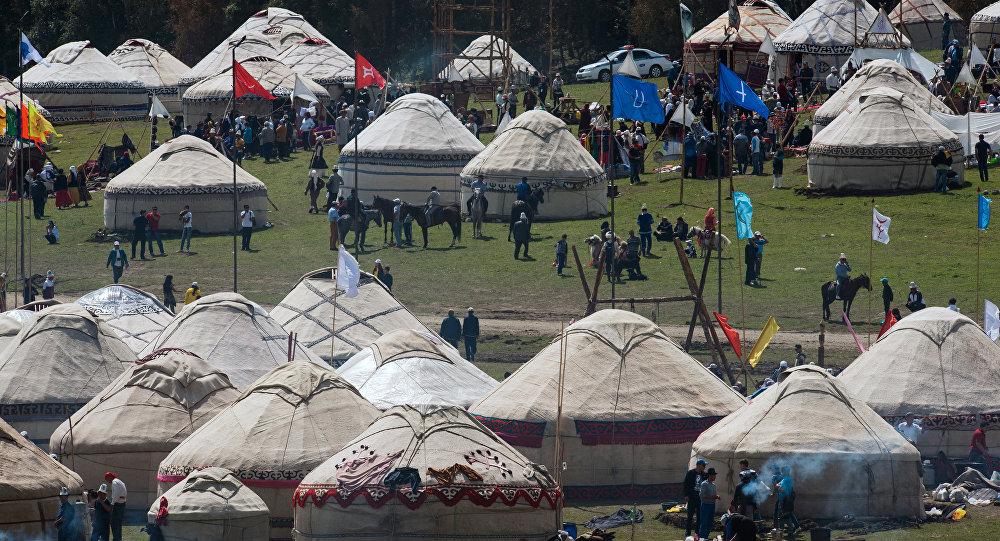 Кырчын жайлоосундагы Көчмөндөр ааламы фестивалы