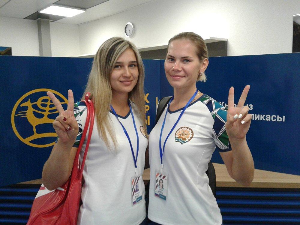 Россиянын курама командасынын өкүлү