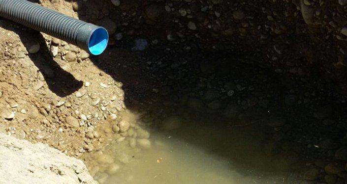 Ал эми канализацияга 793 миң 713 евро жумшалганы жатат. Бул каражаттар Европа өнүктүрүү банкы тарабынан берилген.