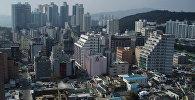 Түштүк Кореянын Бусан шаары. Архив