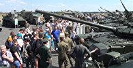 Армия-2016; на юге России: ноу-хау на поле боя