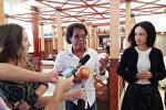 Музыкальный коллектив из Франции Ottawan в Бишкек