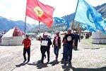 Бишкекская команда в рамках Всемирных игр кочевников взяла Гран-при в номинации Исторические экспонаты