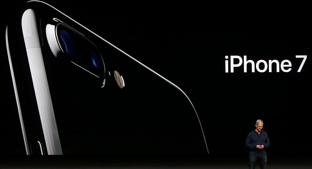 Apple представила iPhone 7 и7 Plus