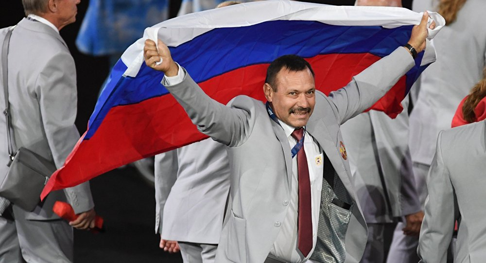 Состязания для отстраненных отПаралимпиады россиян открылись в столицеРФ