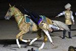 Торжественное открытие Вторых Всемирных игр кочевников в Чолпон-Ате