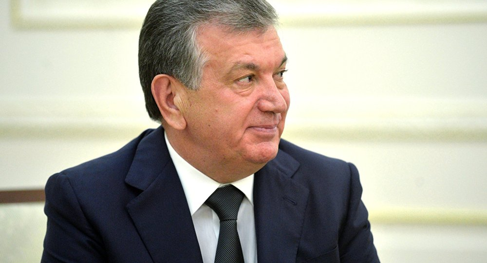 Премьер-министр Узбекистана Шавкат Мирзиёев. Архивное фото
