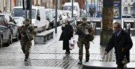 Брюссель шаары. Архив