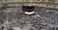 Архивдик сүрөт. Аль-Харам мечити, Мекке