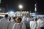 Ажыдагы мусулмандар. Архивдик сүрөт