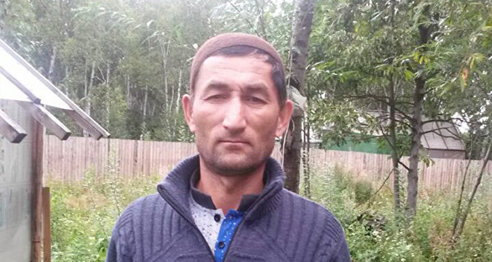 Гражданин Кыргызстана Махамаджон Шералиев, который участвовал при спасении 14-летнего подростка в Камчатском крае