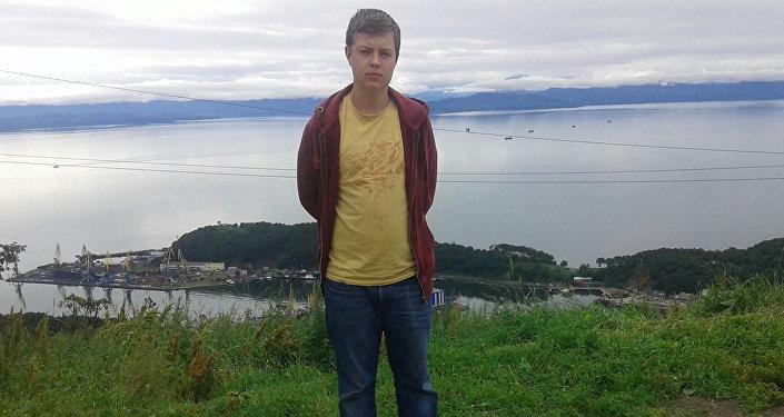Пострадавший 14-летний Антон