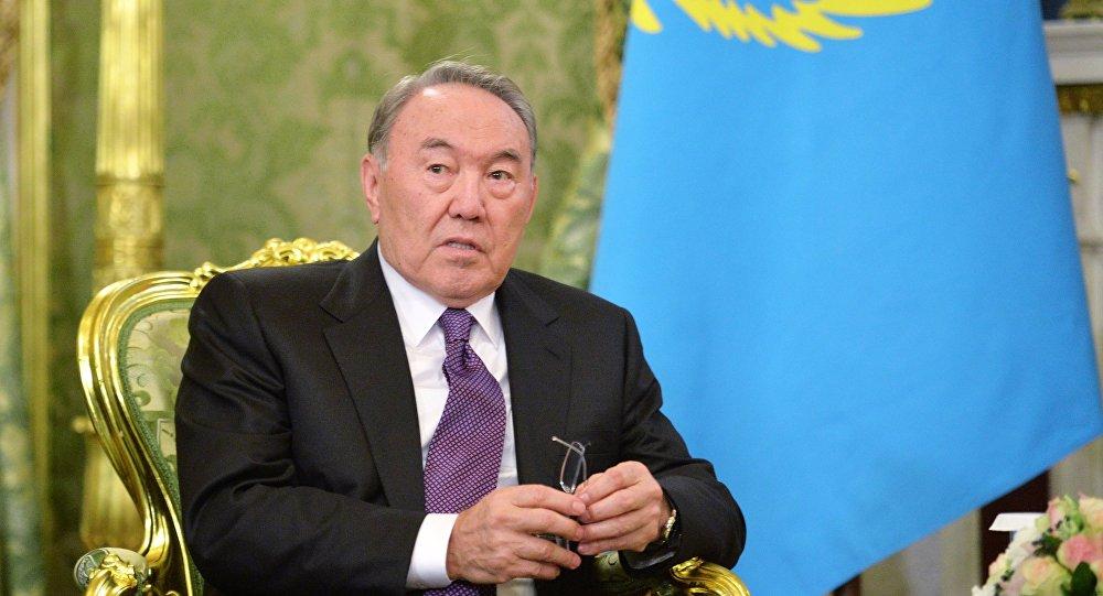 Белый дом: Трамп примет Назарбаева 16января