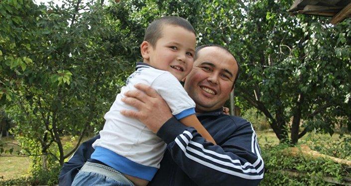 Узбекистан убрал собственных милиционеров сгоры Ункур-Тоо