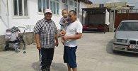 Өзбекстандын милициясы тарабынан Үңкүр-Тоодогу Кербен-24 станциясынан кармалып кеткен Жеңиш Ташматов