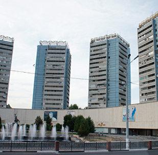 Ташкент шаарынын архивдик сүрөтү