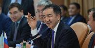 Первый заместитель премьер-министра Республики Казахстан Бакытжан Сагинтаев. Архивное фото