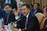 Казакстандын жаңы премьер-министри болуп дайындалган Бакытжан Сагинтаев. Архив