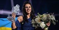 Евровидение-2016 эл аралык музыкалык конкурсунун жеңүүчүсү Жамала.