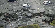 Серия землетрясений в Японии