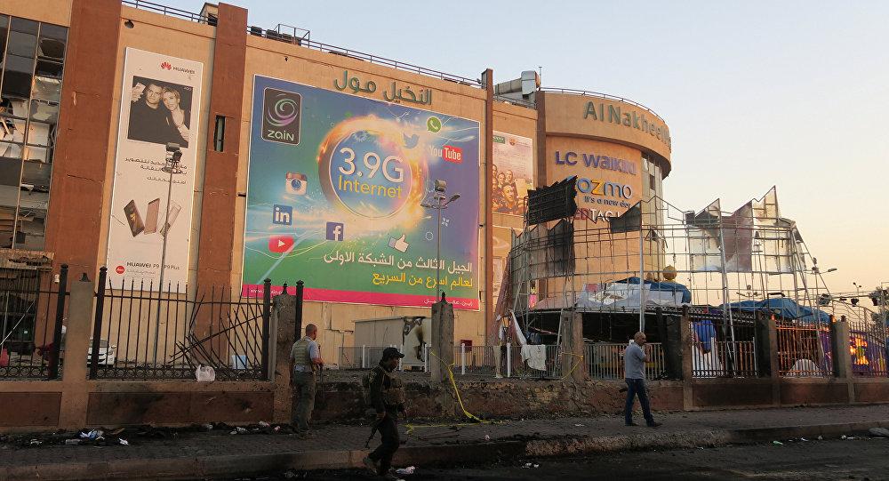 При взрыве вБагдаде погибли семь человек