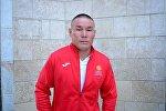 Паралимпиадага катышып жаткан кыргызстандык спортчу Арстанбек Базаркулов
