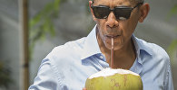 АКШнын экс-президенти Барак Обаманын архивдик сүрөтү