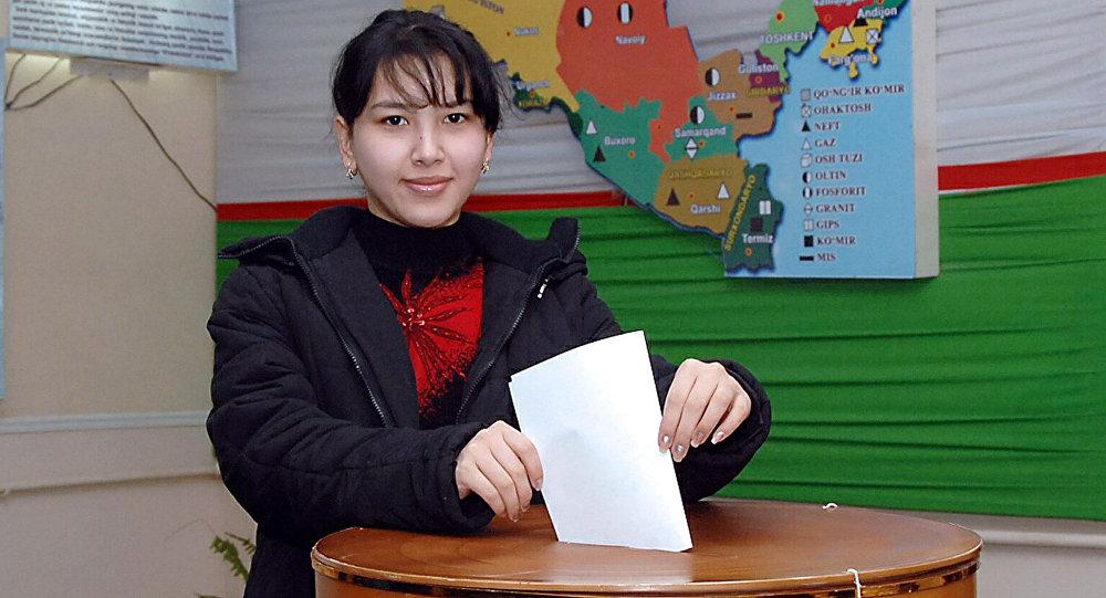 ВУзбекистане началось голосование навыборах президента