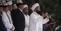 Муфтий мусульман Кыргызстана Максат ажы Токтомушев. Архивное фото