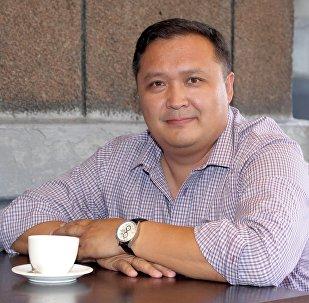 Жергиликтүү өндүрүшчүлөр ассоциациясынын башчысы Бакыт Дегенбаев