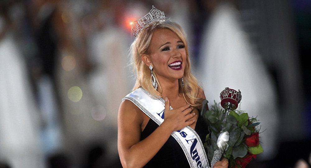 Жительница Арканзаса выиграла конкурс «Мисс Америка»