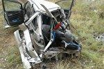 Бишкек — Ош кан жолунун 377-чакырымындагы Кара-Көл шаарында беш кишинин өмүрүнө забын болгон жол кырсыгы