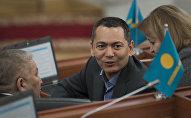 Экс-премьер-министр Омурбек Бабанов. Архивное фото