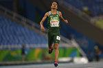 Установивший новый паралимпийский рекорд по бегу на 1500 метров алжирец Абделатиф Бака