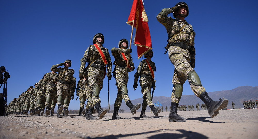 Около 12 тыс. военнослужащих задействуют научениях «Боевое братство-2017»