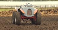 Беспилотный трактор в действии: как Агробот испытали под Рязанью