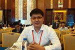 Президент Ассоциации курортов Кыргызстана Медер Тилекматов