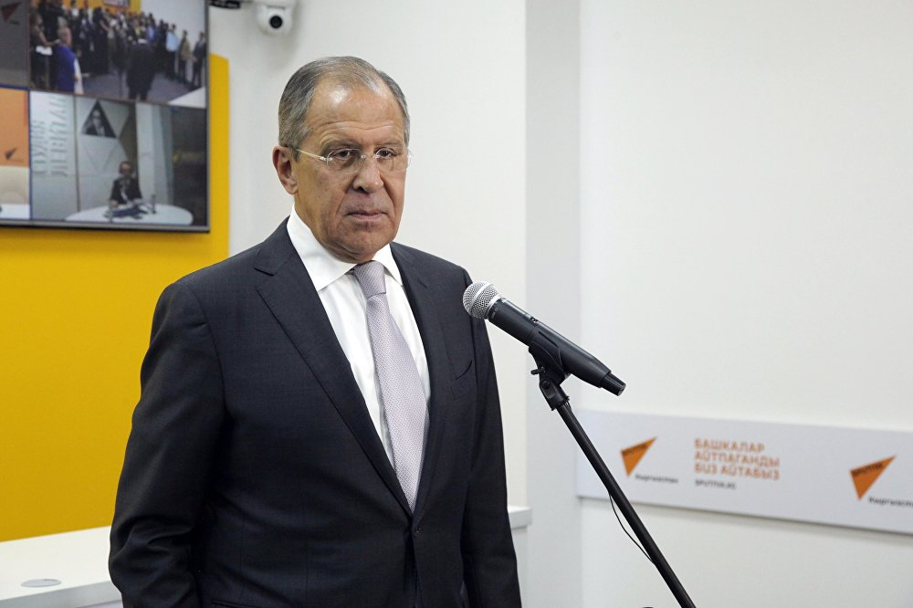 Лавров Sputnik Кыргызстан агенттигине ийгилик каалап, учурда журналистикада альтернативалык көз караш жетишпей жатканын белгилеп өттү