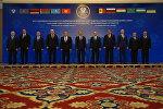 Заседание Совета глав стран — участниц Содружества Независимых Государств