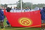 Кыргызстандын футбол боюнча өспүрүмдөр командасы