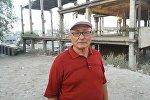 Ош шаарындаы Тешик-таш базарынын жээси Нуркул Шырдаков