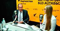Лавров: терроризм менен күрөш бийликти алмаштыруу үчүн шылтоо болбошу керек