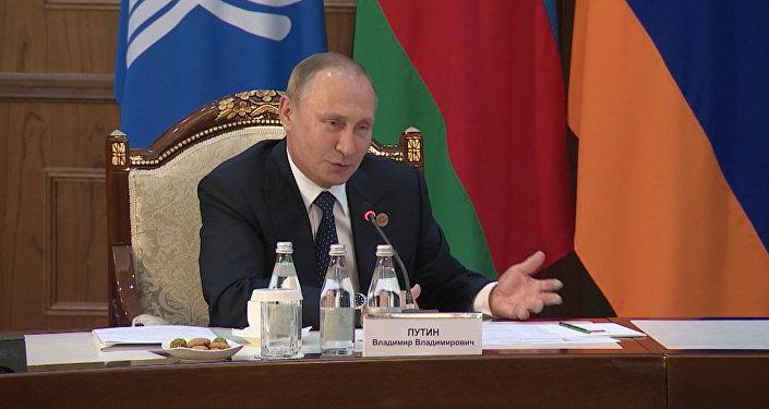 Путин об Играх кочевников — не ожидал что будет интересно