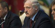 Архивнео фото президента Беларуси Александра Лукашенко