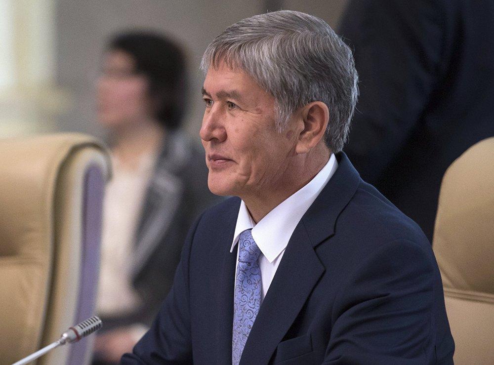 Визит премьер-министра Японии Синдзо Абэ в Киргизию