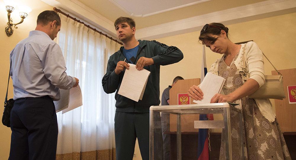 Выбороы в Государственную Думу России